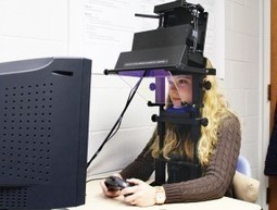 Psychology department researches eye movements, reading comprehension - Central Michigan Life | E-Publishing for the Digital Generation | Scoop.it