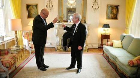 Arise, Sir John! France honours Banville | Poetry | Scoop.it