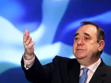 Scottish independence: Alex Salmond 'tried to influence St Andrews principal' who raised funding concerns | My Scotland | Scoop.it