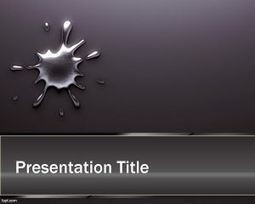 Mercury PowerPoint Template | Free  PowerPoint Templates | Scoop.it