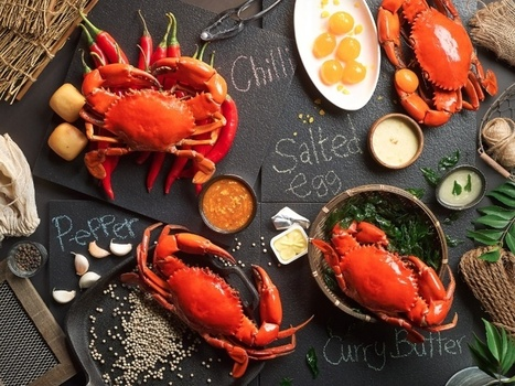 5 best crab dishes in Singapore - LifestyleAsia | Travel around best places in Asia | Scoop.it