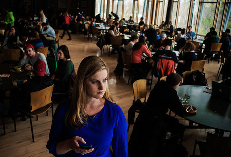 Who Spewed That Abuse? Anonymous Yik Yak App Isn't Telling | Back Chat | Scoop.it