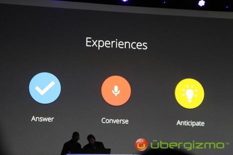 Google Conversational Search: il pulvérise le Siri d'Apple | Voice & Money | Scoop.it