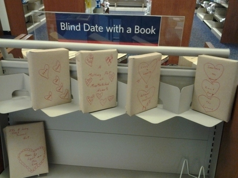 Blind Date with a Book! | Information for Librarians | Scoop.it