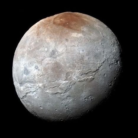 Early results from New Horizons' rendezvous with Pluto | Gentlemachines | Scoop.it