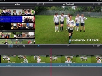 iPads in Primary Education: Working with iPads to Create a School Leavers' Assembly by Mr Williams | iPads, MakerEd and More  in Education | Scoop.it