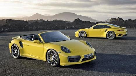 Porsche 911 Turbo, toujours plus de chevaux   Luxe & Luxury   Scoop.it