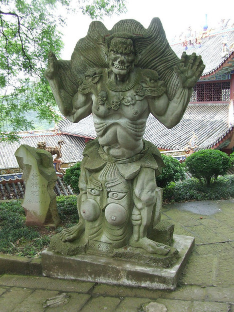 Asia Uncovered: Fengdu - The City of Ghosts   Asia Uncovered   Scoop.it