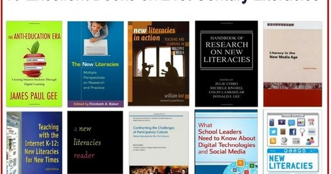 10 Must Read Books on 21st Century Literacies ~ Educational Technology and Mobile Learning | Aprendizaje y redes abiertas. | Scoop.it