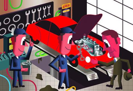 Benjamin Coriat : «L'idéologie propriétaire a atteint ses limites» | Circuits courts de production innovante en collaboration ouverte | Scoop.it