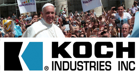 Catholics Argue Koch Money Is Immoral | Daily Crew | Scoop.it