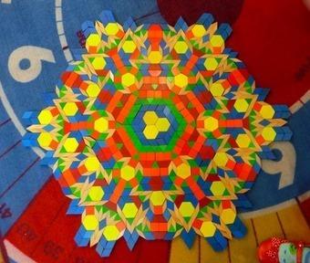 Tibetan-inspired Tessellation | Year 4 Maths: Tibetan patterns | Scoop.it