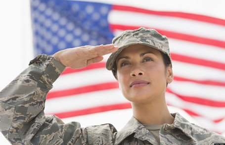 Honoring America's Women in the Military | fitness, health&nutrition | Scoop.it