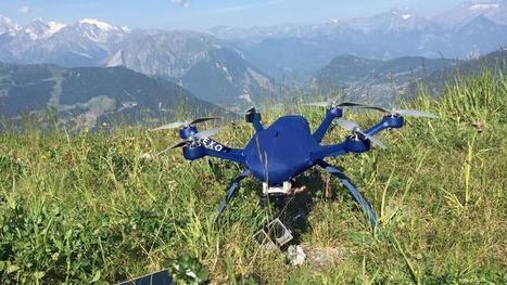 Hexo+, le drone qui vous suit à la trace | Le vélo rigolo | Scoop.it
