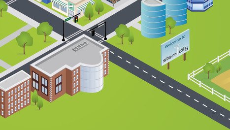 STEM City | Gamify Online Learning | Scoop.it