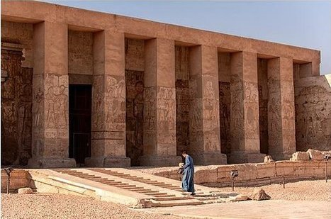 The  Temple of Abydos   Best Egypt Trip   Scoop.it