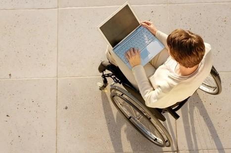 Estudiar sin límites   Discapacidad e integración socio-laboral   Scoop.it