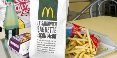 McDonald's: commande en ligne pour la quasi totalité des restaurants | The New Customer Experience | Scoop.it