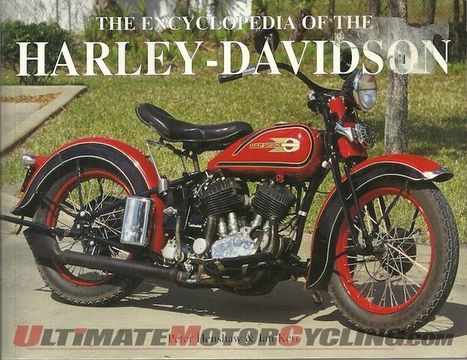 The Encyclopedia of the Harley-Davidson | Rider's Library | Harley Rider News | Scoop.it