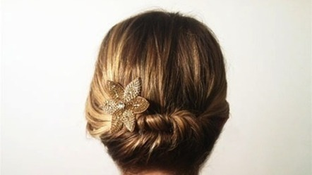 Warm weather updos | Cultural Trendz | Scoop.it