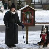 Little Libraries set up in Parkside  - The Buffalo News | YogaLibrarian | Scoop.it