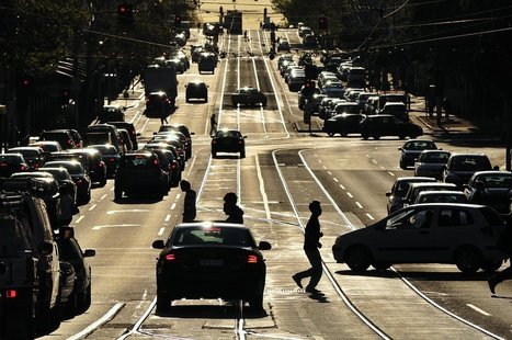The car-free city and other innovative solutions for pedestrian safety | Inventions that makes a difference | Scoop.it