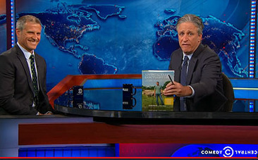 Jon Stewart Talks Veganism and How it Can Help the World | Food issues | Scoop.it