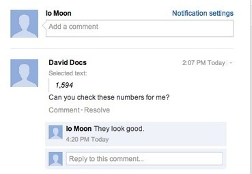 Overview of comments and discussions - Google Drive Help | Techy Stuff | Scoop.it