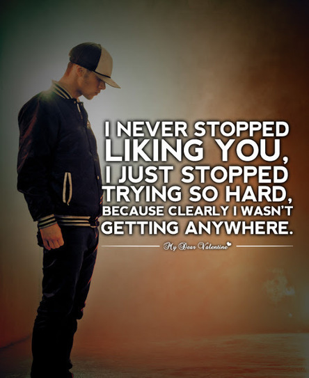 Broken Friendship Quotes for him - LOVE QUOTES FOR HIM | Valentines Day 2013 | Scoop.it