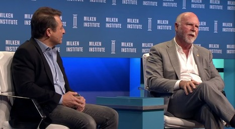 Big Data and Genomics: Unlocking the Secrets of Longer Life (Interview with Craig Venter) | Science-Videos | Scoop.it