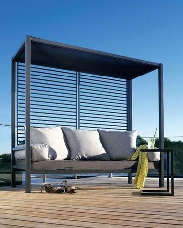 10 pergolas new look pour terrasse et jardin | Pergola | Scoop.it