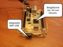 Conectando el Beaglebone vía WiFi | InternetdelasCosas | Scoop.it