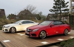 Preview: 2014 Mercedes-Benz E Class Are you ready for a car that's smarter ... - Wheels.ca | Mercedes Benz | Scoop.it