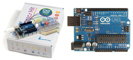Unravel the Mysteries Of the Arduino With This Crash Course Starter Kit | Raspberry Pi | Scoop.it