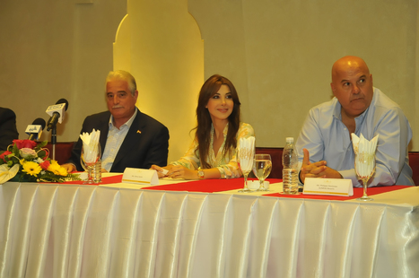 News - Press Conference With Lebanese Superstar Nancy Ajram At The SUNRISE Grand Select Arabian Beach Resort - SUNRISE Resorts & Cruises | SUNRISE Resorts & Cruises | Scoop.it