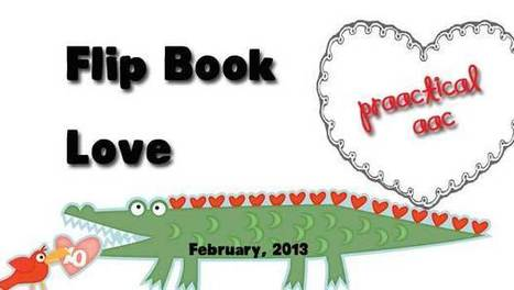 Flip Book Love | Communication and Autism | Scoop.it