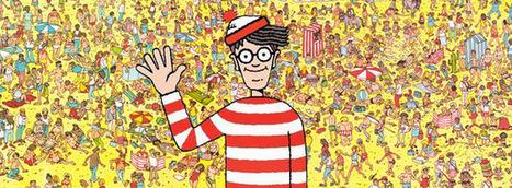 """Seus Recrutadores Ainda Brincam de """"Onde Está Wally?""""   e-RH: Tecnologia Unindo Pessoas   Scoop.it"""