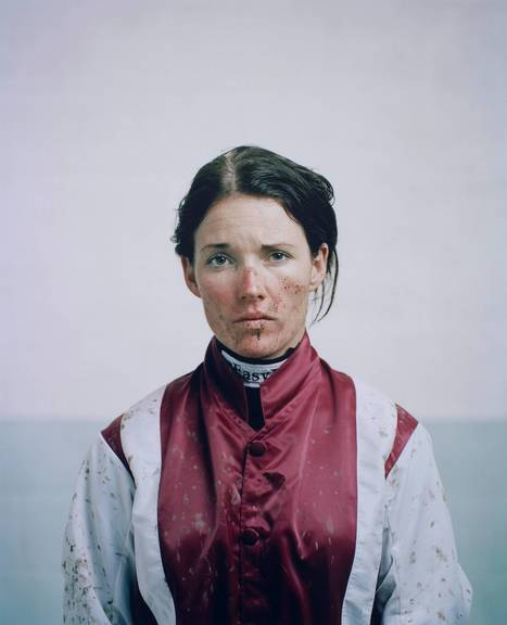 Taylor Wessing Portrait Prize 2013: Picture of female jockey Katie Walsh crowned winner | What's new in Visual Communication? | Scoop.it
