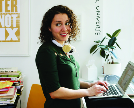 Maria Popova — Cartographer of Meaning in a Digital Age | Digital Collaboration and the 21st C. | Scoop.it