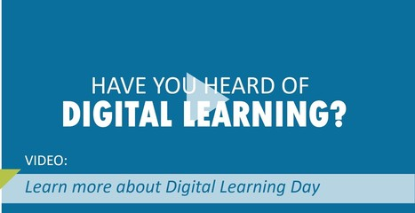 Digital Learning Day / Homepage | One to One and Mobile in K-12 | Scoop.it