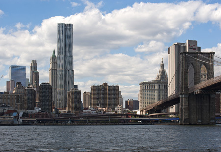 Manhattan's changing skyline  : Frieze Magazine   Archive   On the Waterfront   Design   Scoop.it