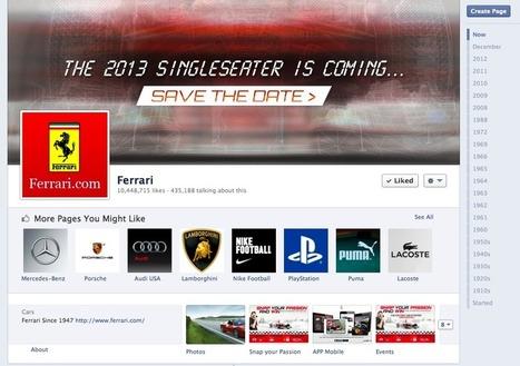 Facebook vous suggère de Liker la concurrence - Journal Facebook | Tout sur Facebook et les pages facebook | Scoop.it