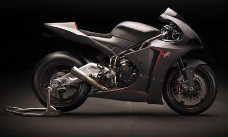New British Motorcycle Manufacturer 'Spirit Motorcycles' Unveil GP Inspired First Models | Motorcycle Racing | Scoop.it