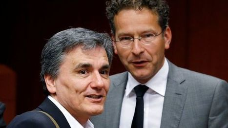 Greece bailout: Eurogroup 'hopes for debt relief deal on 24 May' - BBC News | International Economics: Pre-U Economics | Scoop.it