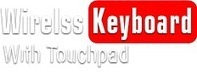 Wireless Keyboard with Touchpad   Wireless Keyboard With Touch Pad   Scoop.it