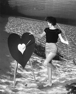 Pinup pioneers: the first underwater photoshoot – in pictures - The Guardian | ScubaObsessed | Scoop.it