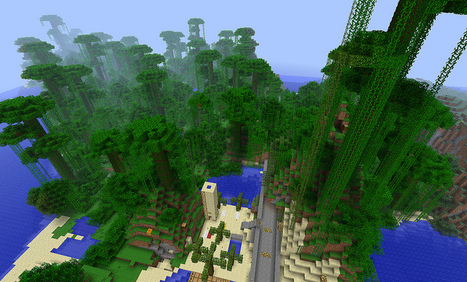 Minecraft Comes To Darien Library! | What's Next for Libraries? | Scoop.it