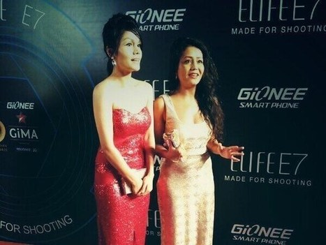 GIMA 2014: Celebrities Photos And Their Tweets | women's fashion and beautiful pic | Scoop.it