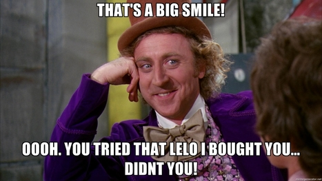 That's A Big Smile! Oooh. You Tried That Lelo I B… | adult sex toys | Scoop.it