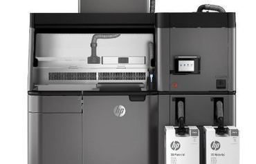HP 3D-printer voor professionele markt - Blokboek - Communication Nieuws   BlokBoek e-zine   Scoop.it